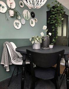 Living Dining Room, Dining Room Decor, Interior Design, House Interior, Interior Inspiration, Living Room Scandinavian, Living Room Design Decor, Home Deco, Home Decor