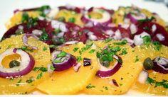 salata od pomorandze i cvekle