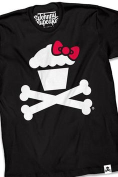 e6b7cb1b9 30 Best Johnny Cupcake designs images in 2018 | Johnny cupcakes ...