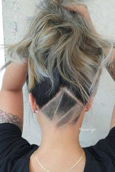 Extreme Undercut Tattoos Ideas picture 1