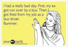 Lol I don't have an ex I would want to run over but this is pretty funny ;)