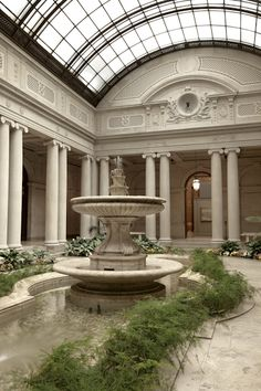 The Garden Court, The Frick Collection, New York; Photo: Michael Bodycomb