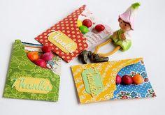 CottageBLOG: Fancy Pocket for candy