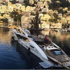"""""""Lady M"""" By Palmer Johnson Yachts in Los SYMI Greece"""