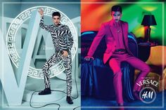 The Versace for H Teasers Keep Coming! | MisterrKeian