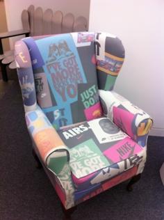 Nike Chair