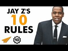 Jay Z's Top 10 Rules For Success (@S_C_) - YouTube