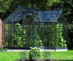 Elite Clique 12x10 Greenhouse Toughened Greenhouses Lean To Cold Frames For Uk Pinterest And