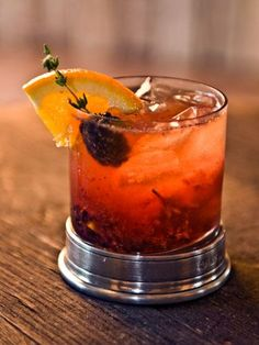 The New Fashioned - Bourbon Drink Recipes - Cosmopolitan