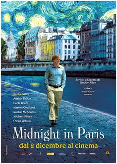 Midnight in Paris...amazing!