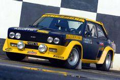 Fiat 131 Abarth 1975