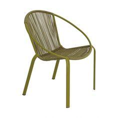 Πολυθρόνα Veracruz από μέταλλο, ραττάν συνθετικό Π61,5xB60xY78cm Rattan, Chair, Furniture, Home Decor, Wicker, Decoration Home, Room Decor, Home Furnishings, Stool