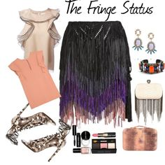 The Fringe Status | Style Accents