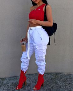 Dope Outfits, Outfits For Teens, Trendy Outfits, Fashion Outfits, Dope Fashion, Fashion Killa, Fashion Looks, Womens Fashion, Instagram Baddie