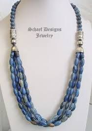 denim jewelry - Google Search