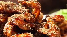 Heston Blumenthal's BBQ Wing Recipe
