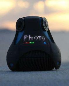 Filmez et partagez tout ce qui vous entoure avec la 360cam de Giroptic http://eu.360.tv/fr/
