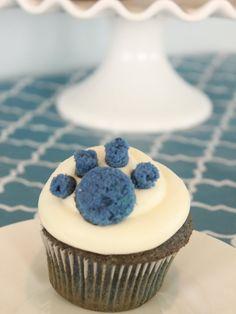 Kentucky Wildcats Cupcakes