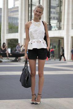 Flare.com - Street Style: New York Fashion Week Spring 2013 - Street Style: New York... - Flare.com