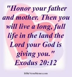 Bible verse about family - Exodus Doesn't only apply to young children.more often to grown children, sadly they are tooooo many! Family Bible Quotes, Verses About Family, Bible Verses Quotes, Quotes For Kids, Quotes Children, Scripture Verses, Prayer Partner, Biblical Verses, Scriptures