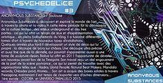 PSYCHEDELICE 3 le samedi 19 septembre 2015 au Dock des Suds à Marseille http://www.transubtil.com/#!psychedelice3/c34o