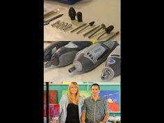 Mini Torno Dremel – Accesorios – Turorial – Herminia Devoto – Daniel Ibe… - Home & DIY