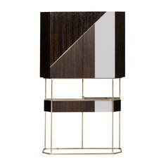 'Wireframe' cabinet by Draga & Aurel, £8,093, Baxter (baxterlondon.net)