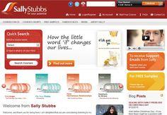 Sally Stubbs Website.