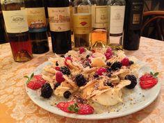 Sbriciolata di Millefoglie con alcuni dei nostri Vini da Dessert