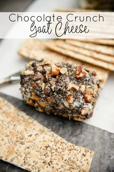 Bedazzled Goat Cheese http://www.KathEats.com/bedazzled-goat-cheese