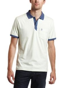 Was $59.00 now only $39.00 for this Original Penguin Men's Glenn Classic Fit Polo. Click on pic for more info...