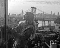 """Gigi Hadid in """"Skipping School"""" for Grey Magazine, Winter 2014"""