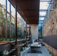 love what you do ARCH l Архитектура Дизайн Ancient Architecture, Interior Architecture, Interior And Exterior, Arch Interior, Interior Design, New York City Apartment, Design Firms, Loft, Modern Design