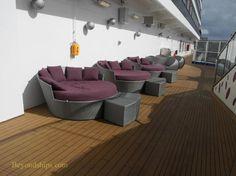 Carnival Breeze cruise ship lanai