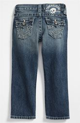 True Religion Brand Jeans 'Jack' Straight Leg Jeans (Toddler)