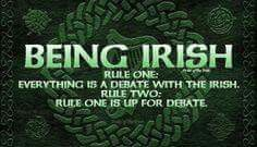 It really pisses me when certain people think their opinion is the only one that matters, i think , NOT! Irish Quotes, Irish Sayings, Irish Proverbs, Irish American, American Women, American Art, American History, Irish Eyes Are Smiling, Irish Pride