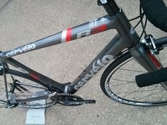 Limited edition Cervelo R3 Dark with Red/Force groupset from Cycle Art - www.cycle-art.co.uk