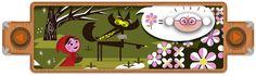 Doodle - 200° anniversario delle Fiabe dei fratelli Grimm #6