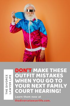 Whether it's book jackets, wine labels, or Tinder profiles, first impressions matter. And, whether you agree with it or not, we are all judged on our looks. As such, your appearance in court is going to be a factor in your family law case. That is why you need to carefully consider what you wear to family court. #childcustody #divorceadvice #divorce #divorcelawyerlife #ootd #courtfashion #familycourt #court Consignment Shops, Consignment Online, Tinder Profile, Family Court, Divorce Lawyers, Child Custody, What Should I Wear, Book Jacket, Crazy Colour