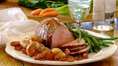 BEEF POT ROAST - Pot roasting is a great way to cook larger cuts of beef such as aitchbone or silverside. Give this recipe for Beef Pot Roast a try today!