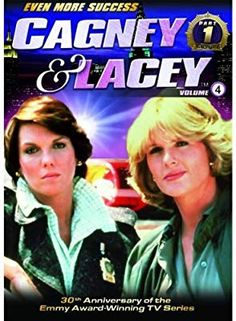 Shop Cagney & Lacey: Part Vol. 4 Discs] [DVD] at Best Buy. Find low everyday prices and buy online for delivery or in-store pick-up. 80s Cop Shows, Tyne Daly, Cagney And Lacey, Sharon Gless, Female Cop, Tough Woman, Por Tv, 30th Anniversary, Real Women
