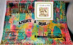 Taller on line gratis de Diario de Arte
