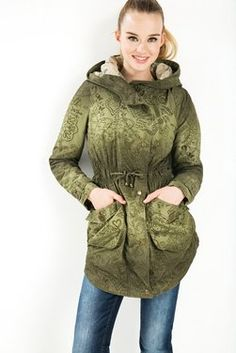 Jackets & Coats Desigual Parka Doris