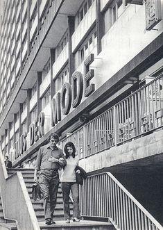 Berlin | Architektur. Haus Der Mode, Berlin 1970's