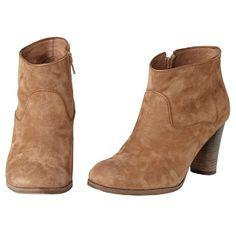 Low boots, Comptoir des Cotonniers