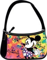 Minnie Mouse Small Nylon Handbag Purse