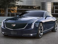 Cadillac Elmiraj - new concept car revealed at Pebble Beach