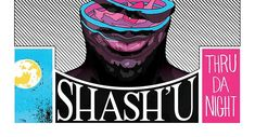Shash'U sort son premier EP sous l'étiquette Fool's Gold
