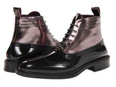 Vivienne Westwood Plastic Brogue Boot