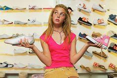 Вот так нужно ставить на место хамовитых продавцов обуви!